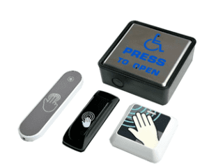 touchless door sensor