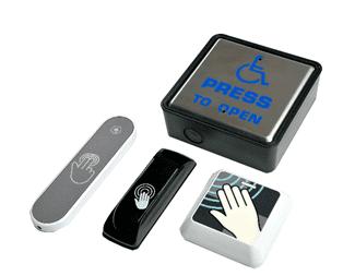 touchless door sensor